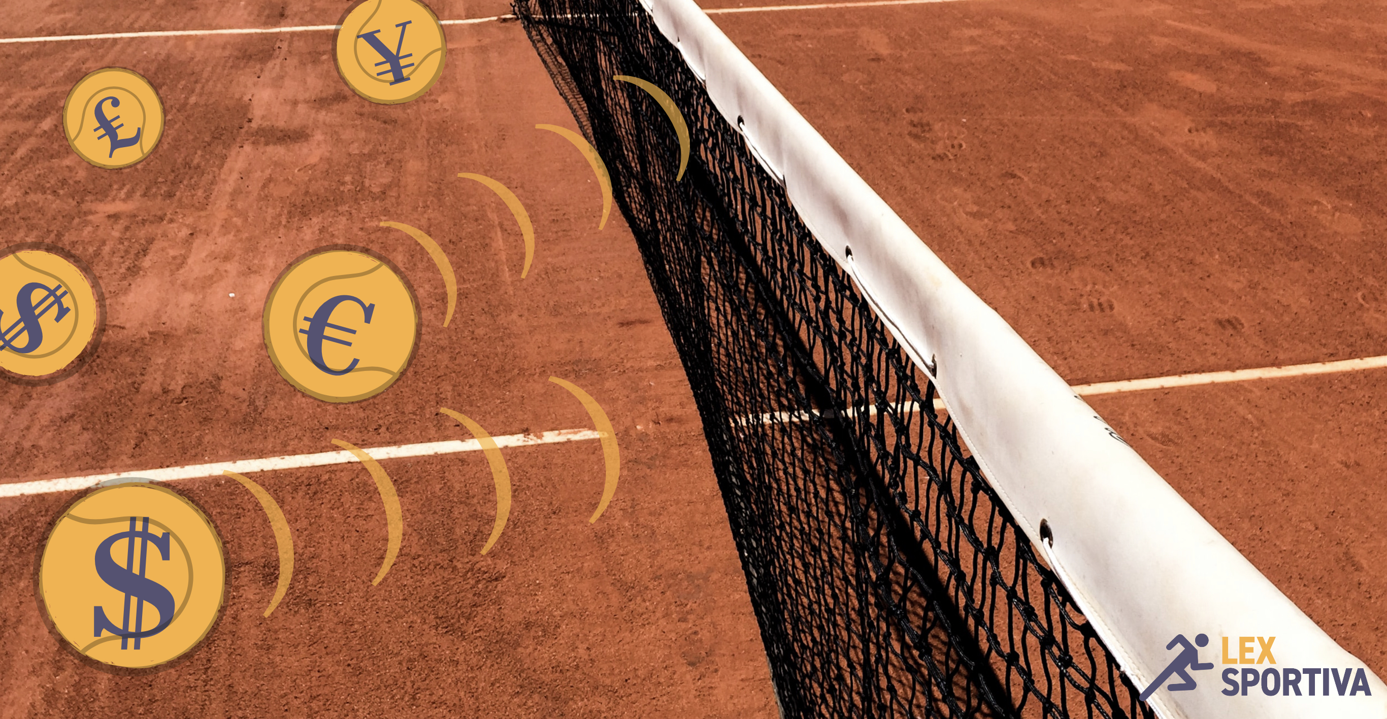 how much do people bet on tennis worldwide money
